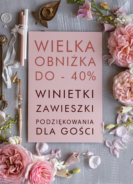 eb02b269 Zaproszenia Ślubne - Decoris.pl